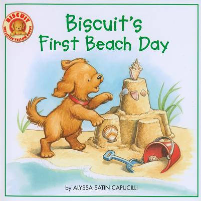 Biscuit's First Beach Day By Capucilli, Alyssa Satin/ Berlin, Rose Mary (ILT)
