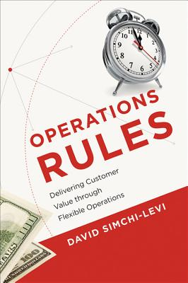 Operations Rules By Simchi-Levi, David
